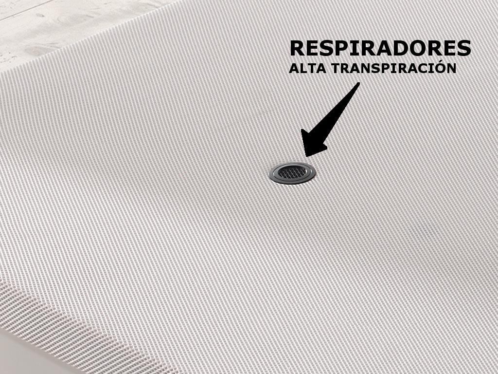 canapé transpirable