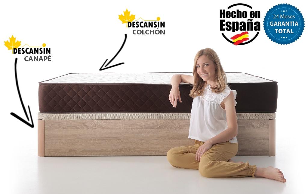 colchón fabricado en España