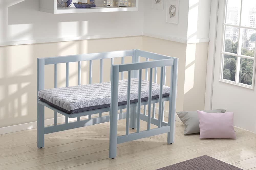 Cuna colchón bebe